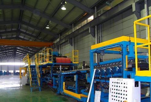 Готовый бизнес по производству теплоизоляционных плит из твердопенного полистирола EPS